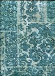 Restored Modern Rustic Wallpaper Vintage Carpet 2540-24060 By A Street Prints For Brewster Fine Decor